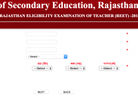 REET Admit Card 2018 Link